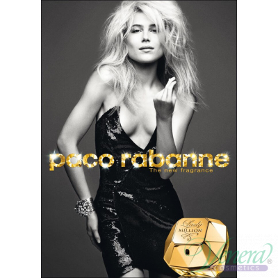 Paco Rabanne Lady Million EDP 80ml for Women Without Package Products without package