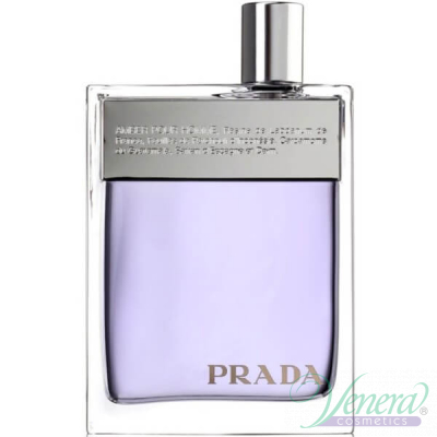 Prada Amber Pour Homme EDT 100ml for Men Without Package Products without package