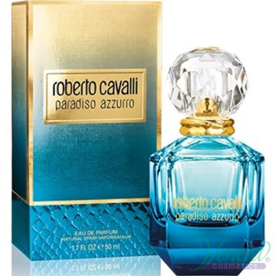 Roberto Cavalli Paradiso Azzurro EDP 75ml for Women Women's Fragrance