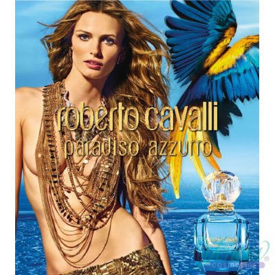 Roberto Cavalli Paradiso Azzurro EDP 75ml for Women Without Package Products without package