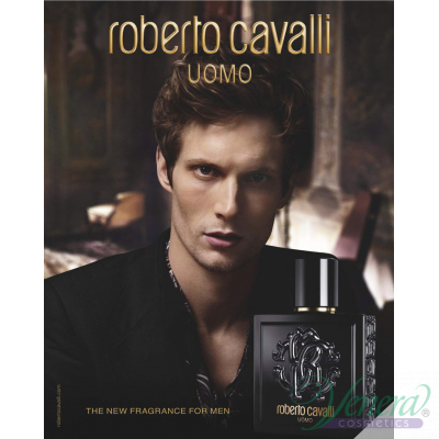 Roberto Cavalli Uomo EDT 100ml for Men Without Package Products without package