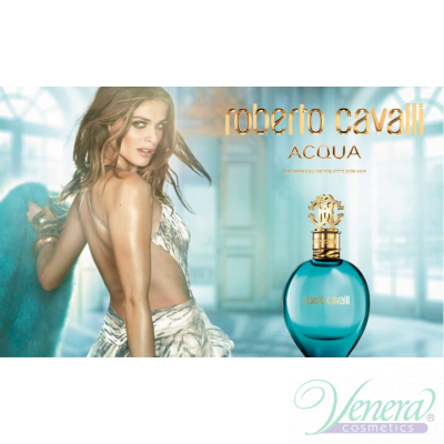 Roberto Cavalli Acqua EDT 75ml for Women Without Package Products without package