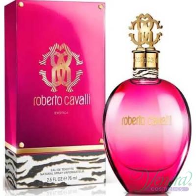 Roberto Cavalli Exotica EDT 75ml for Women Women's Fragrance