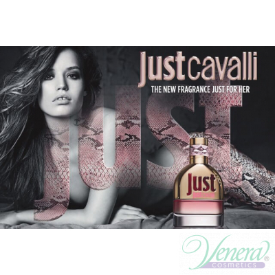 Roberto Cavalli Just Cavalli EDT 75ml for Women Without Package Products without package