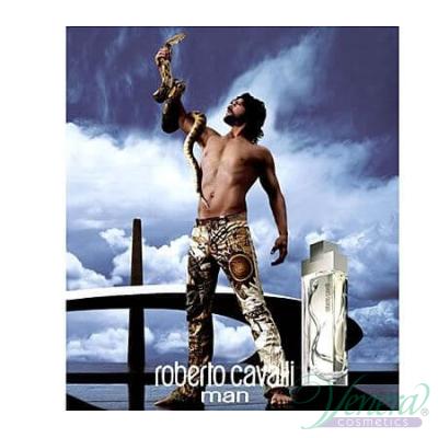 Roberto Cavalli Man EDT 50ml for Men Men's Fragrance