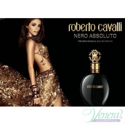 Roberto Cavalli Nero Assoluto EDP 75ml for Women Women's Fragrance