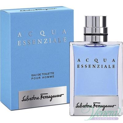 Salvatore Ferragamo Acqua Essenziale EDT 30ml pentru Bărbați