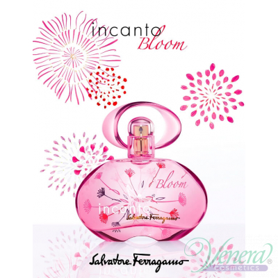 Salvatore Ferragamo Incanto Bloom New Edition EDT 100ml for Women Without Package Products without package
