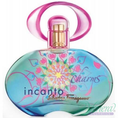 Salvatore Ferragamo Incanto Charms EDT 100ml for Women Without Package Products without package