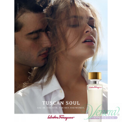 Salvatore Ferragamo Tuscan Soul EDT 125ml for Men and Women Without Package Products without package