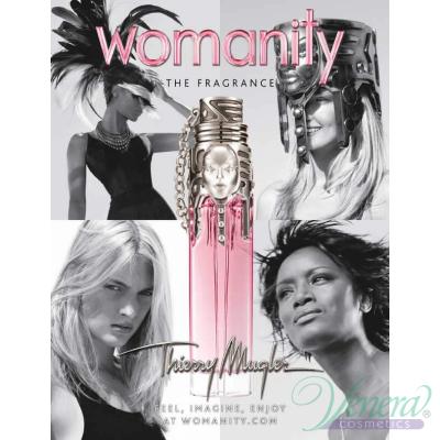 Thierry Mugler Womanity EDP 80ml pentru Femei AROME PENTRU FEMEI