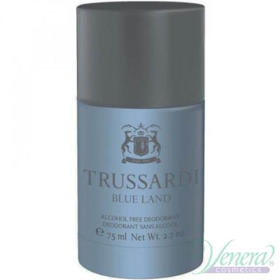 Trussardi Blue Land Deo Stick 75ml pentru Bărbați Face Body and Products
