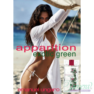 Ungaro Apparition Exotic Green EDT 30ml pentru Femei