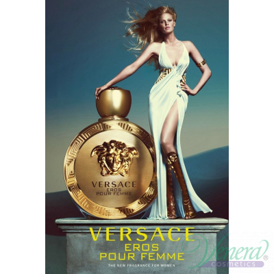 Versace Eros Pour Femme EDP 100ml for Women Without Package Products without package