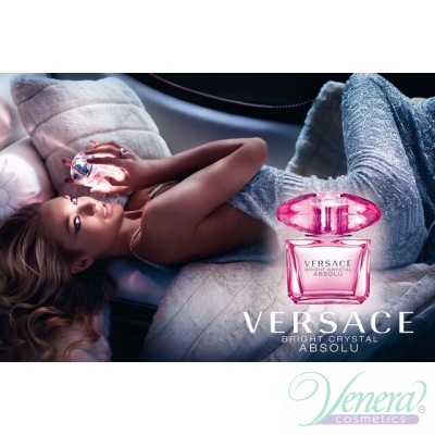 Versace Bright Crystal Absolu EDP 50ml pentru Femei