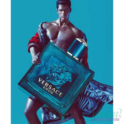 Versace Eros Deo Spray 100ml pentru Bărbați