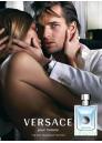Versace Pour Homme Set (EDT 100ml + EDT 10ml + SG 150ml) pentru Bărbați