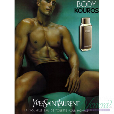 YSL Body Kouros EDT 100ml pentru Bărbați Men's Fragrance