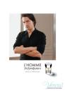 YSL L'Homme EDT 40ml pentru Bărbați